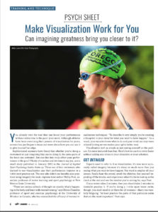 Molly Clark Psych Article SWIMMER Magazine