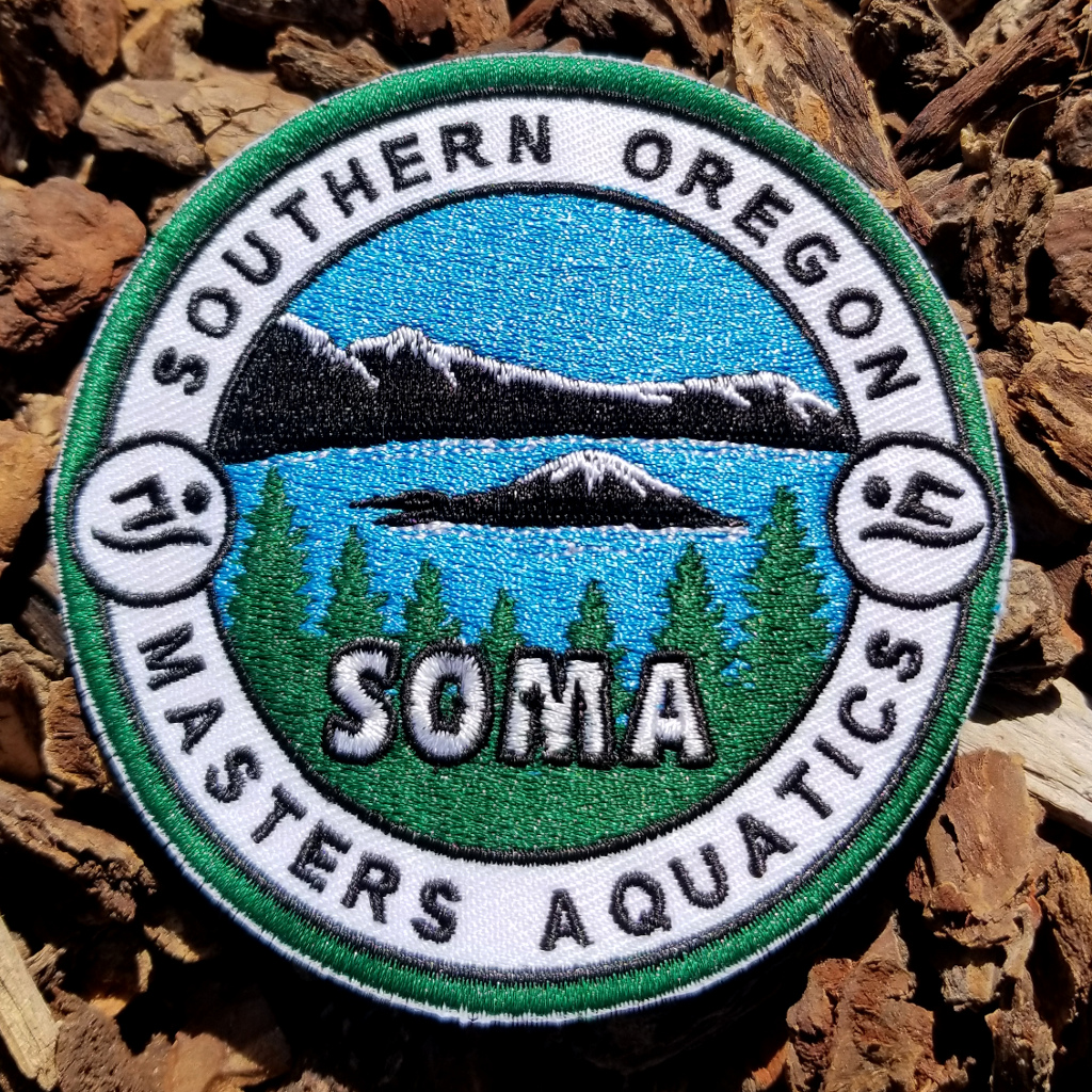 SOMA Patch for jackets, backpacks, etc.